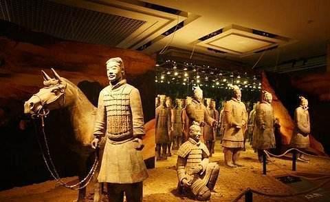 国家文物局同意秦陵建设西安泛海喜来登酒店