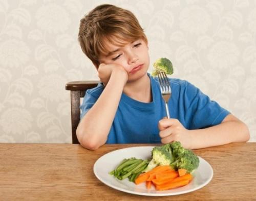 孩子挑食,两款食疗方奉上