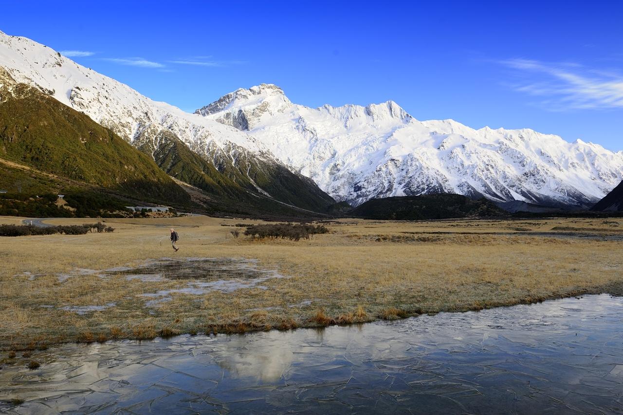 一名中国游客在新西兰国家公园意外死亡 死因还在调查中