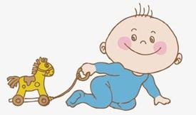 宝宝常爬行,能让他们更健康聪明