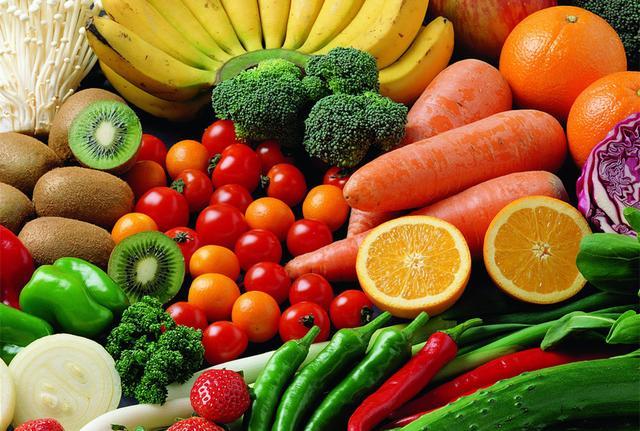 出门在外蔬菜水果吃不够 七个补救措施奉上