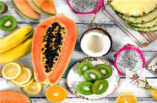 """怀孕期间五种水果别乱吃 食物摄入需""""量力而行"""