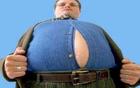研究发现:腹部脂肪增加 会影响老人头脑灵活性